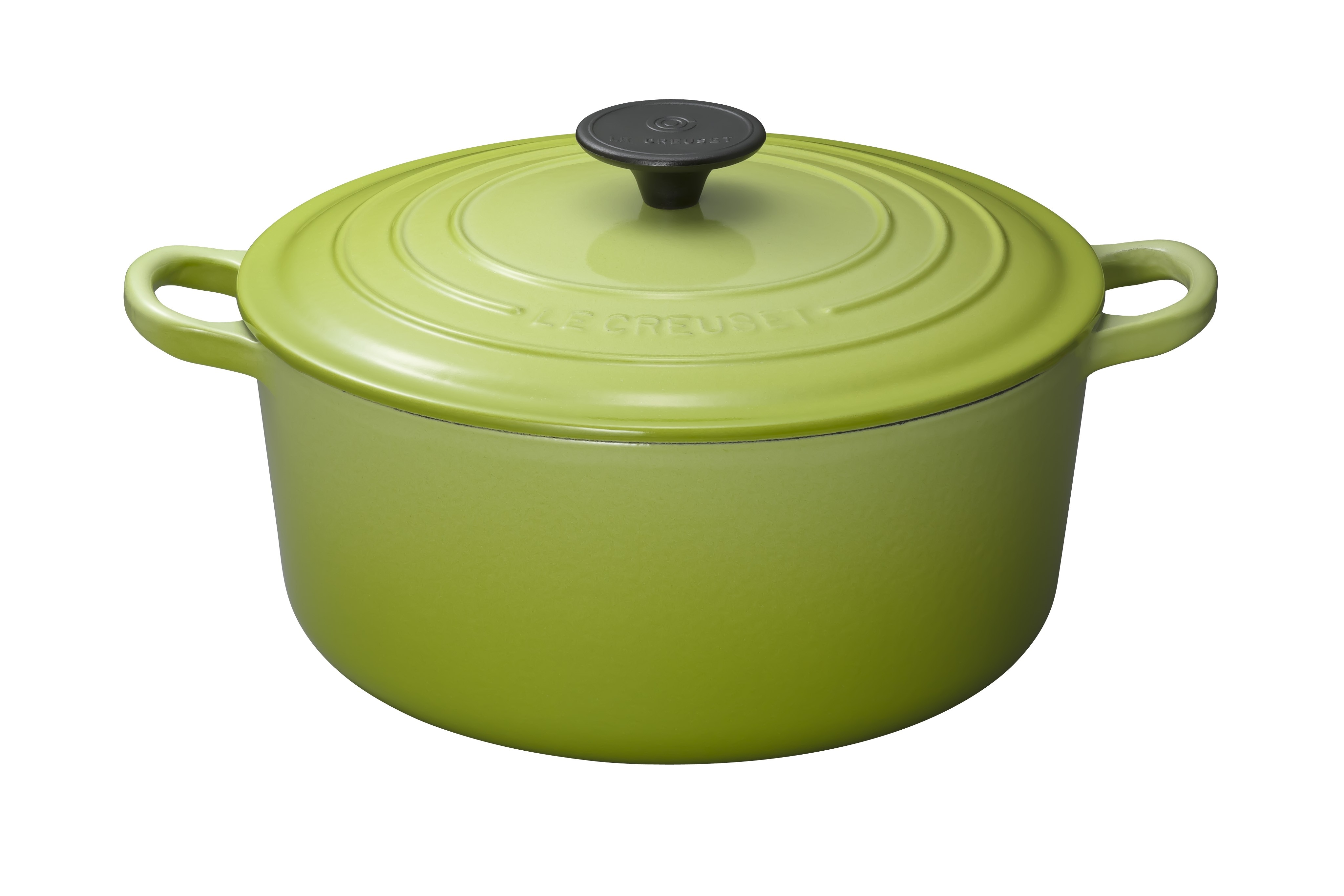 Le Creuset 26cm Round French Oven 圓形鑄鐵鍋 (青色) (5月8日起限售)