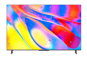 """TCL 65"""" 4K QLED ANDROID TV (型號: 65C725)"""