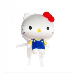 TRAVELMALL HELLO KITTY 3D背囊 (藍色)