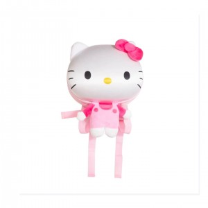 TRAVELMALL HELLO KITTY 3D背囊 (粉紅色)
