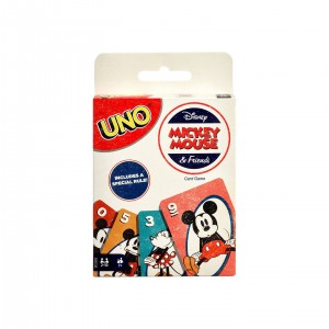 UNO® 米奇 Mickey Mouse & Friends 遊戲卡