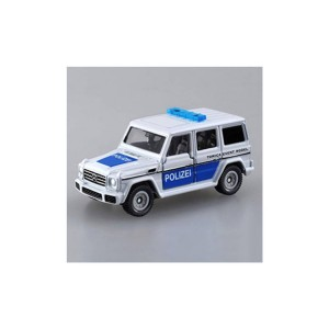 TOMICA 會場合金車No. 04 Mercedes Benz G Police